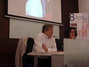Conferencia en Carmona